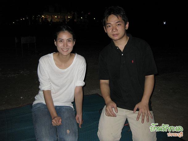 กองถ่ายละคร คุณเชอรี่ ที่พักริมทะเล ประจวบ บ้านรักทะเล