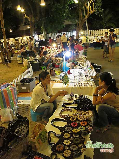 cicada market สวนศรี สินค้าให้ช๊อปกันจนตาลาย