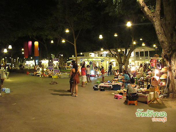 cicada market สวนศรี แหล่งช๊อปปิ้งหัวหิน