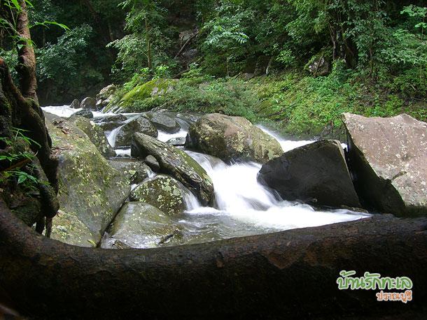 น้ำตกป่าละอู ที่เที่ยวหัวหิน