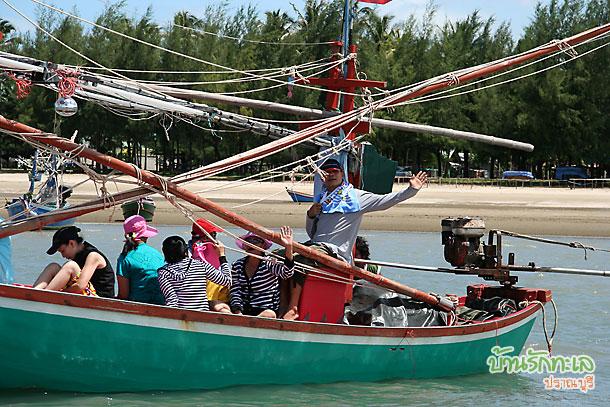 กลุ่มสหกรณ์ยูเนี่ยน โรงพยาบาลเซนต์หลุยส์ เรือนำเที่ยวเกาะโครัม เกาะนมสาว ที่พักหมู่คณะ