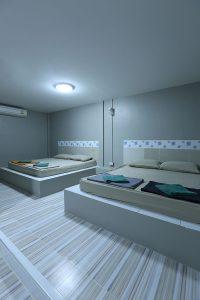 สายธาร ห้อง 4 ท่าน 2 เตียงใหญ่